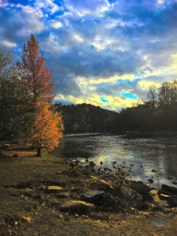 Chattahoochee Fall