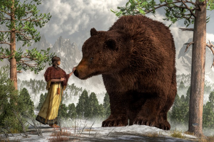 The Bear Woman